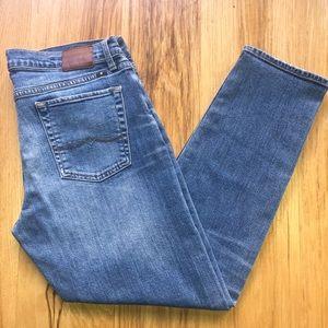 Lucky Brand - Sienna Cigarette - Boyfriend Jeans